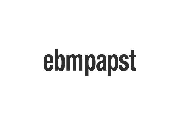 Wortmarke ebm papst