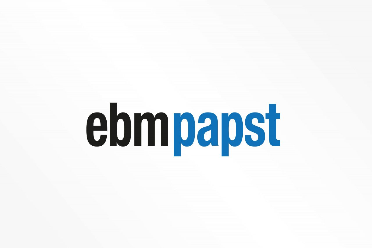 ebm-papst Markenberatung Icon Design Weltmarkführer Corporate Design