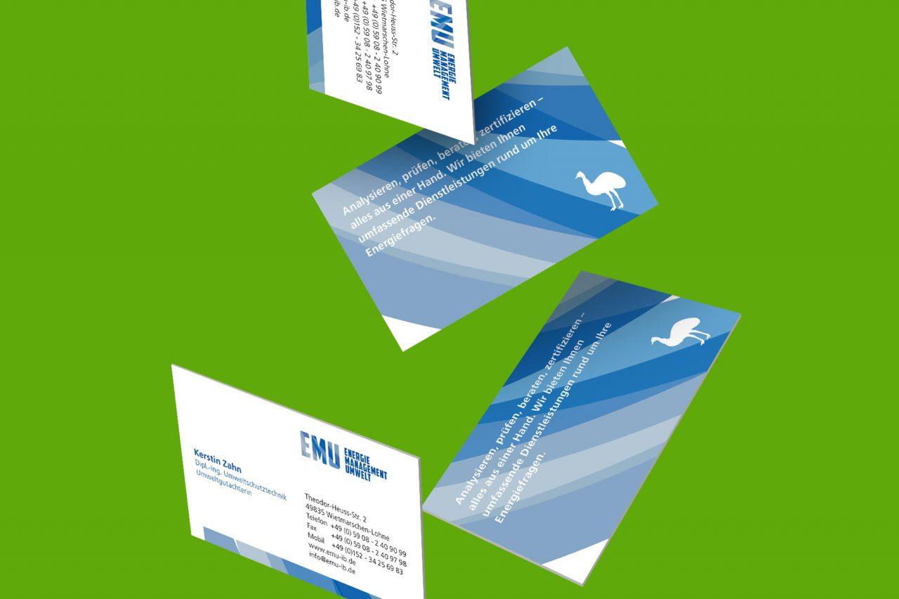 Formstabil Corporate Design Business card