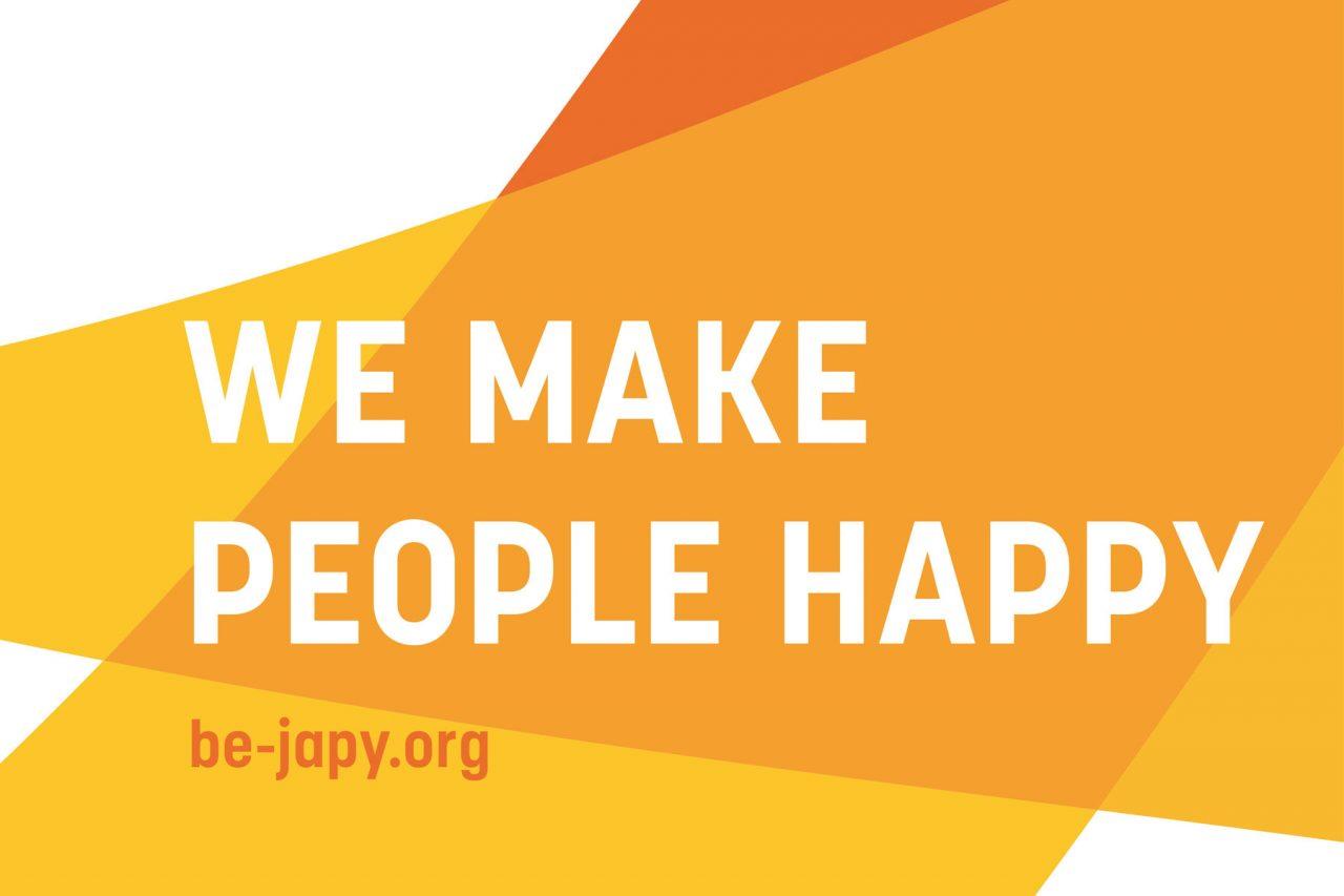 be japy Corporate Design Gestaltungsprinzip