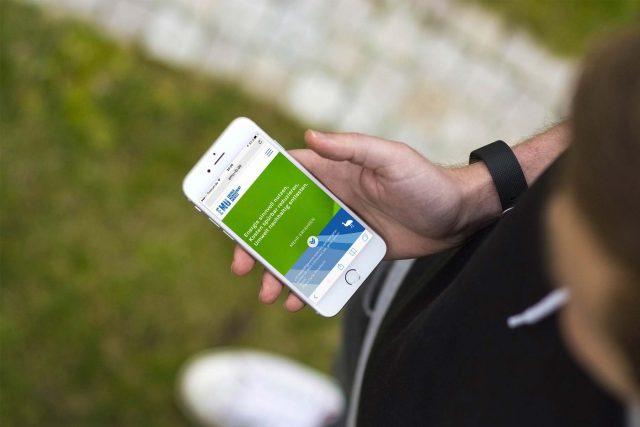 Formstabil EMU Website Smartphone responsives Webdesign
