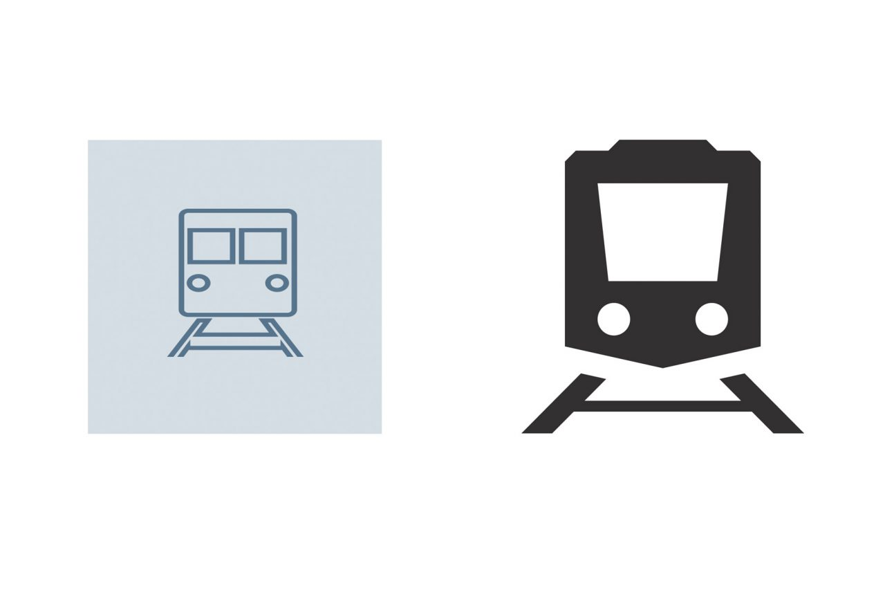 Icon Redesign Optimierung Icondarstellung