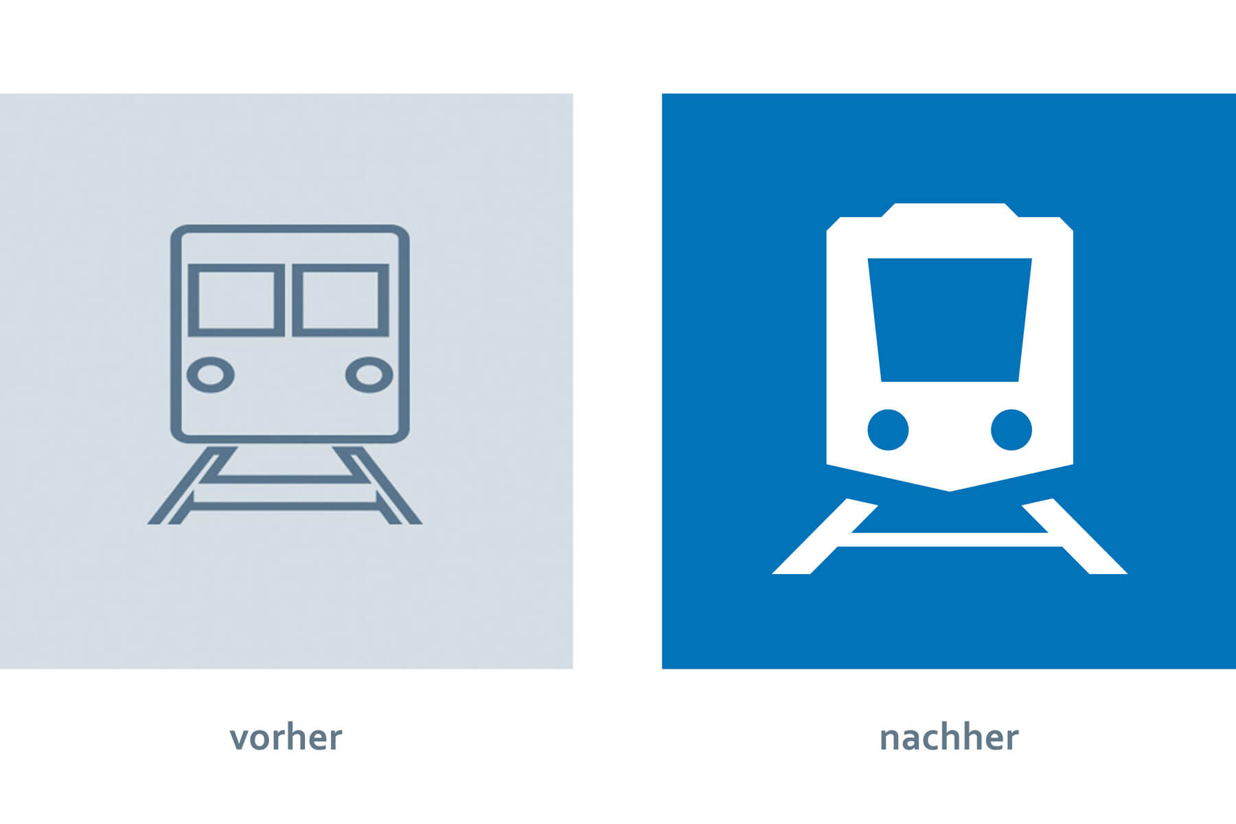 Icon Redesign Optimierung Icondarstellung